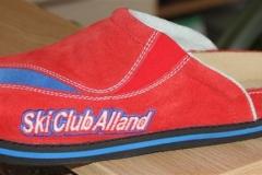 SCA-Pantoffel-rot-blau