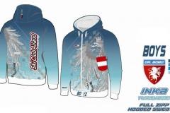 Full-Zipp-hooded-sweatshirt-BOYS-INKA-TOURQUISE