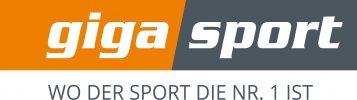 Gigasport Logo und Slogan STANDARD